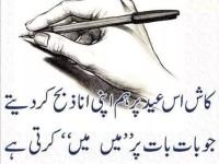 Eid ul Azha 2014 - Ana Poetry