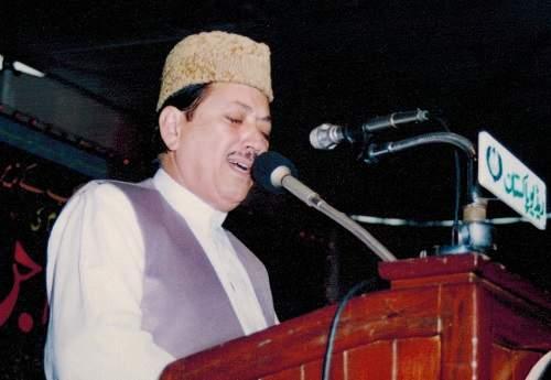 Faaslon Ko Takalluf Naat - Waheed Zafar Qasmi