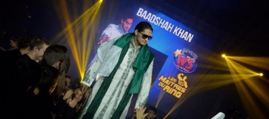 Badshah Khan Pakistani Wrestler