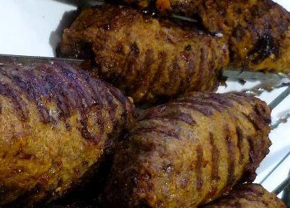 Arabic Lamb Kofta Recipe