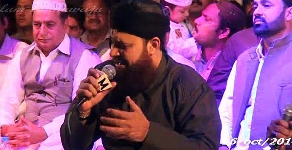 Mera Badshah Hussain Hai (by Owais Raza Qadri)