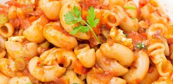 Macaroni Chaat Recipe in Urdu
