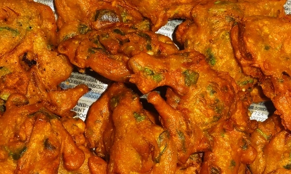Palak Pakora Recipe in Urdu