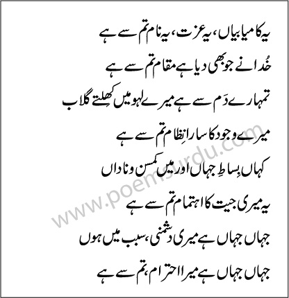 Maan Urdu Shayari